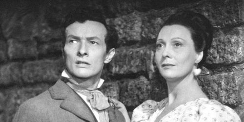 Jean-Louis and Arletty