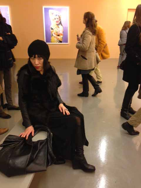 Sayoko Linder femme:object