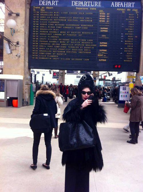 N DP at Gare du Nord