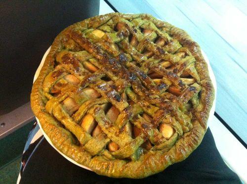 Sayoko birthday pie by vja