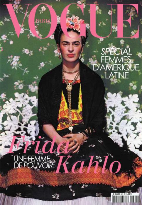 Vogue Cover 1938 Harry Scheihing