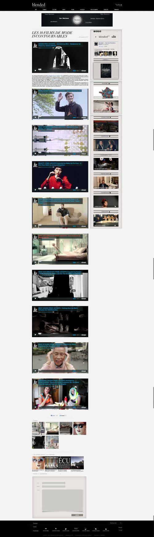 LES 10 FILMS DE MODE INCONTOURNABLES   blended – le dernier oeil copy