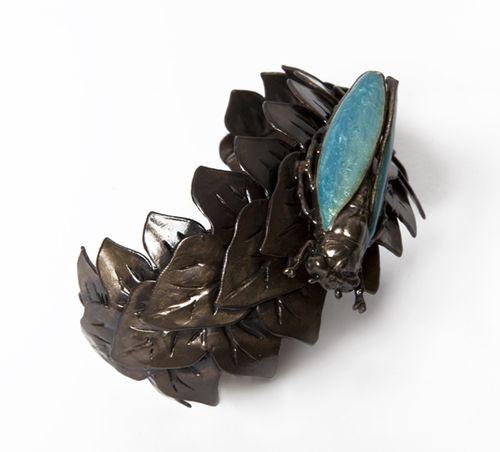 Vernissage LETHATRGY low art brass 3 bracelet