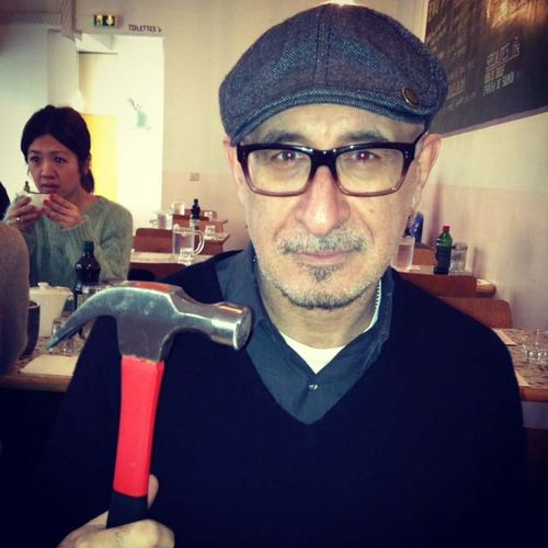 Vincent and his tools