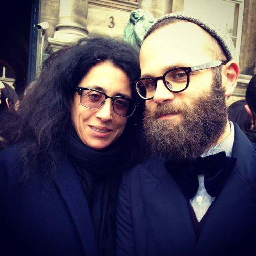Sara Maino and Angelo