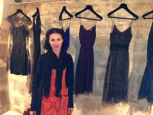 Fatima Guerrout at Musette