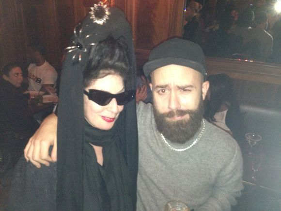 Yoann's 30th Birthday au Pom Pon and Woodkid's Golden Age release party