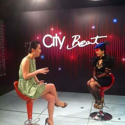 Mei Hui on City Beat