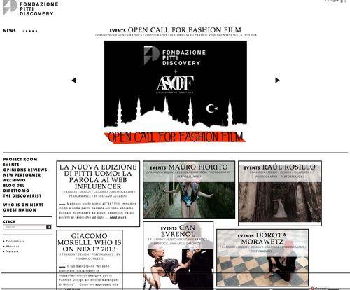 Pitti Fondazione Discovery   Fondazione Discovery   Pitti Immagine copy