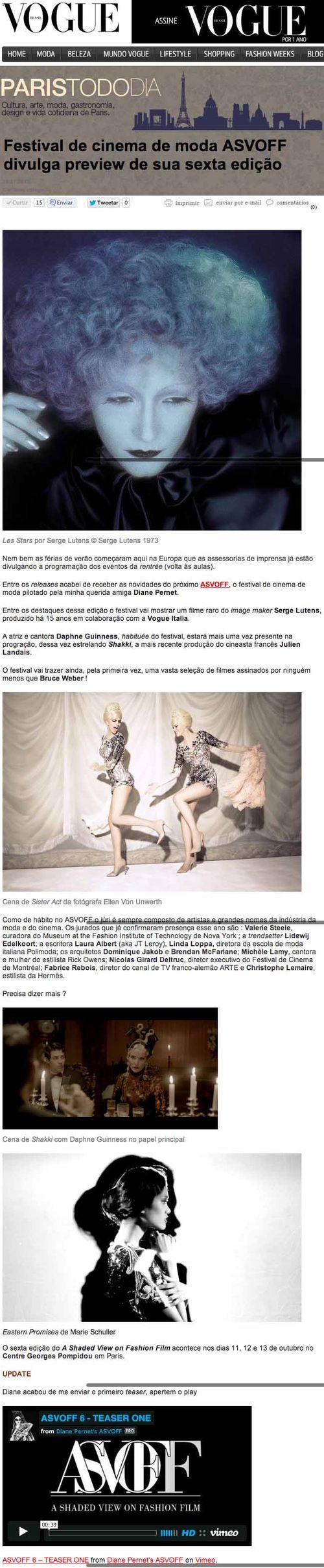 ASVOFF Vogue Brazil copy