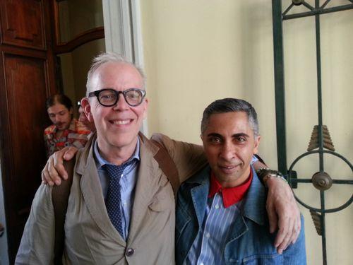 Ivo and richard