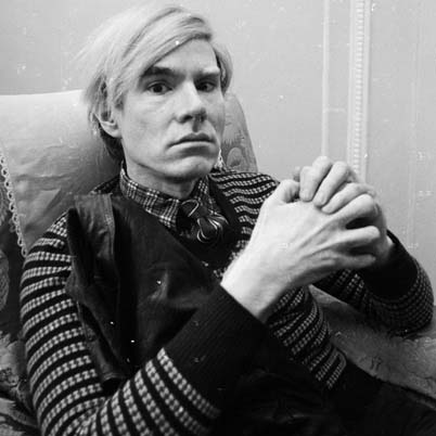 Andy warhol would be 85 today
