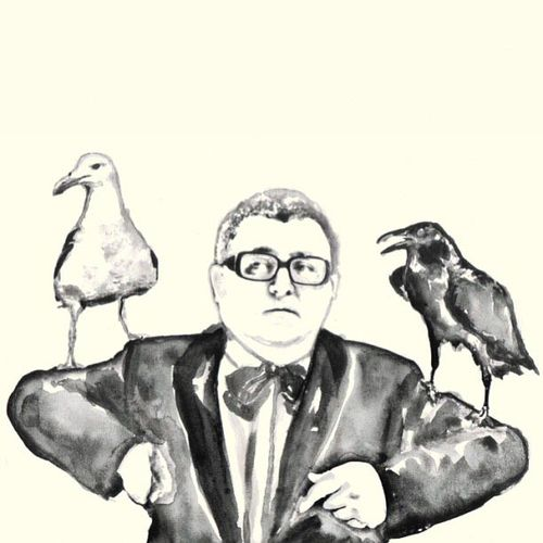 Alber and the birds