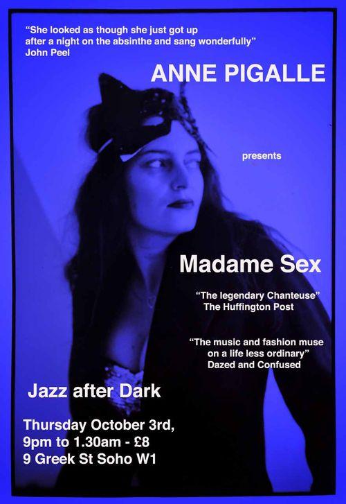 Oct 3rd jazz-dark