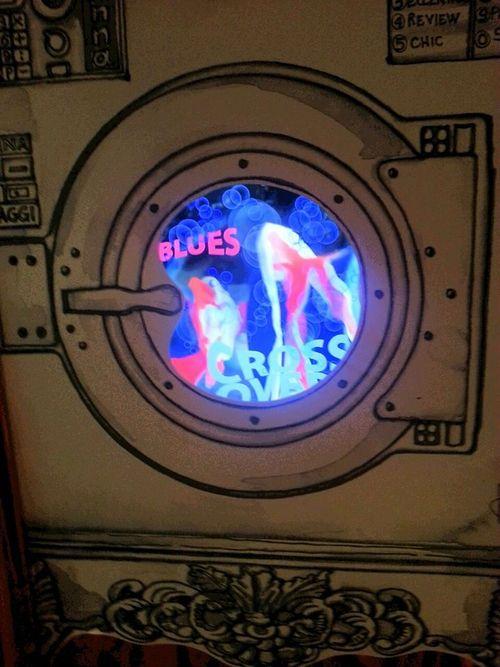 Hatology washing machine
