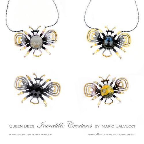 Queen Bees Incredible Creatures by Mario Salvucci