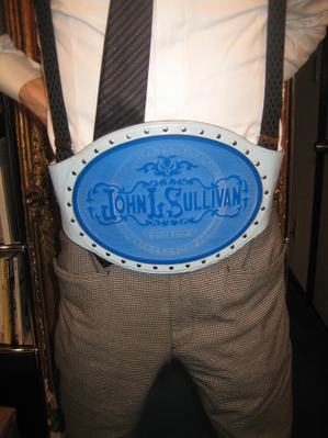 Johnlawrencesullivanbelt