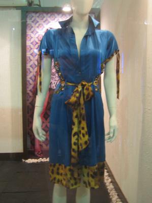 Blueandleopard