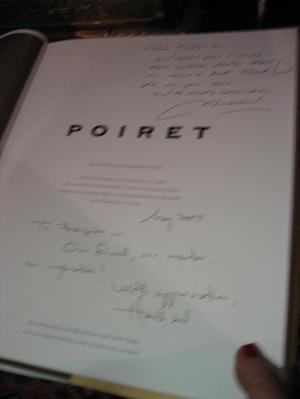 Poiret_dedication
