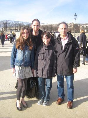 Rebeccavoightandherbeautifulfamily