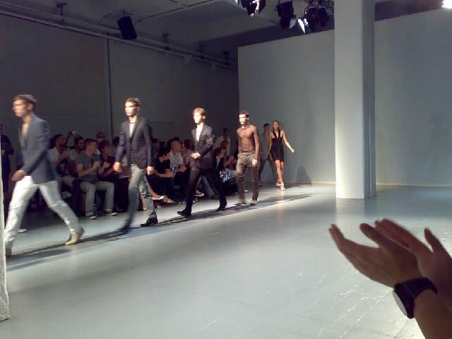 Alessandro Dell'Acqua show in Milan