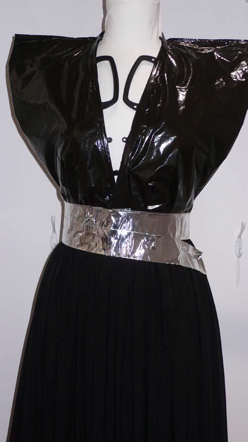 Like your Plastic bag dresses those on!