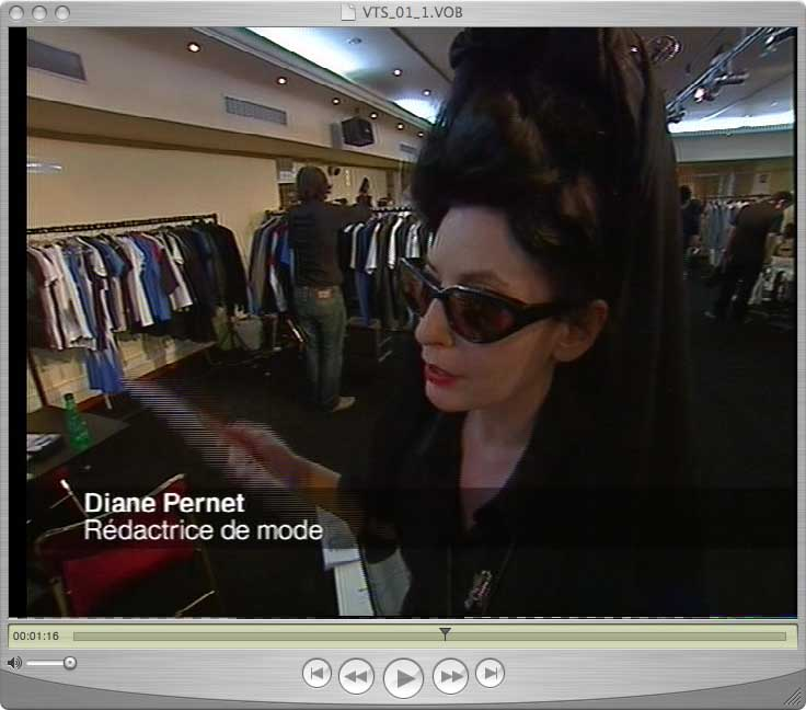 A day in the life of DP as reported on FRANCE 3 and